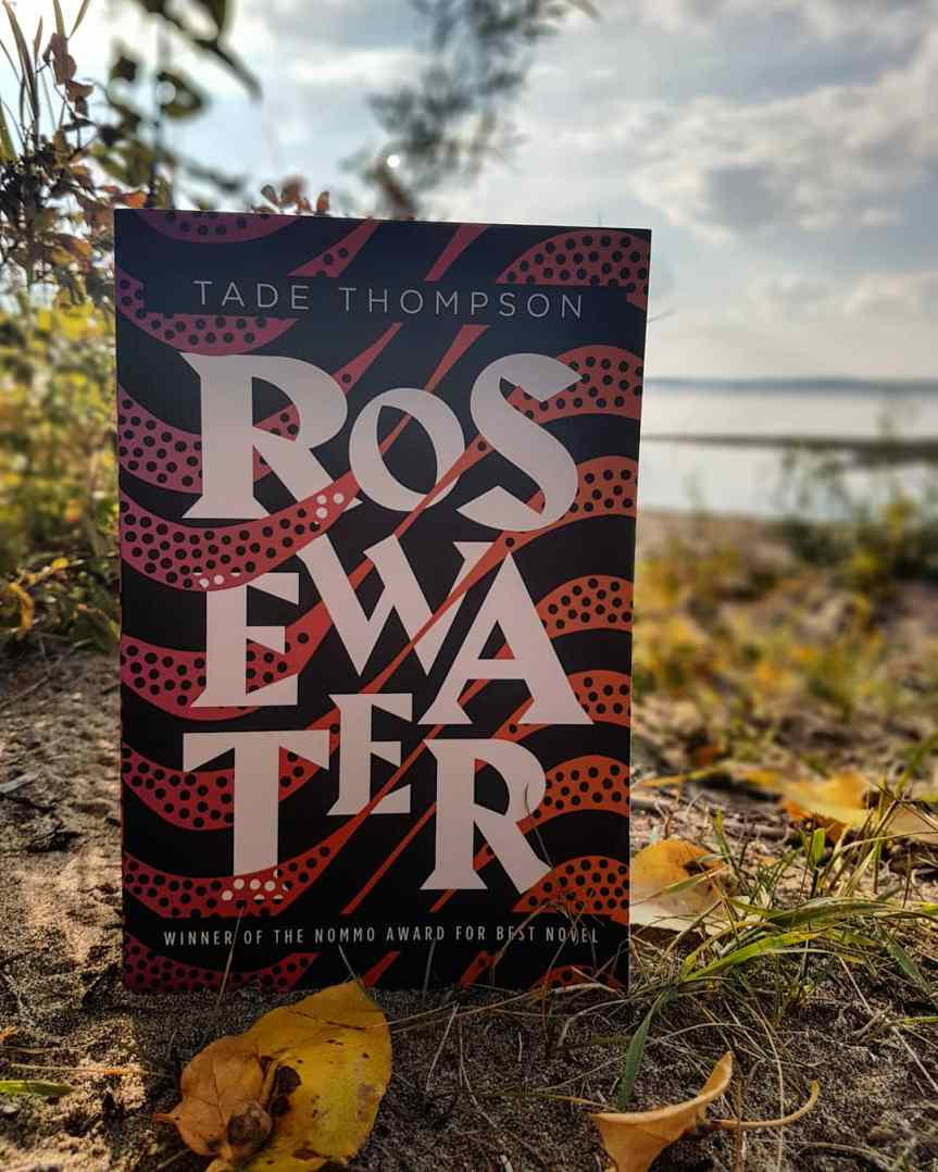 Rosewater – Tade Thompson