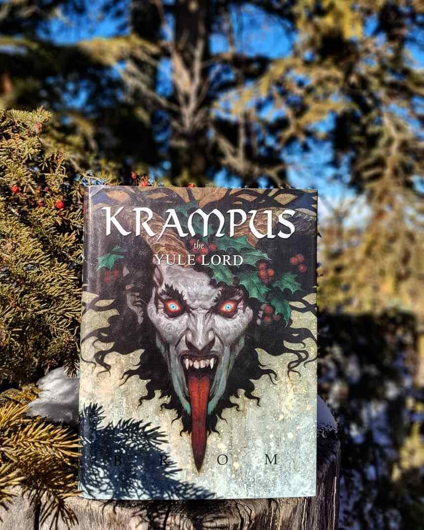 Krampus: The Yule Lord –Brom