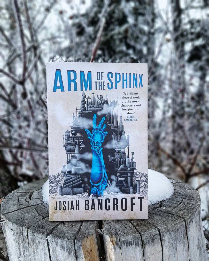 Arm of the Sphinx – Josiah Bancroft